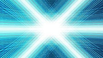 Light Speed Motion Technology Background vector