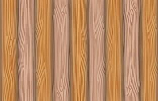 Two Color Wooden Plank vector
