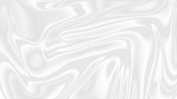 fundo branco fluido limpo abstrato video