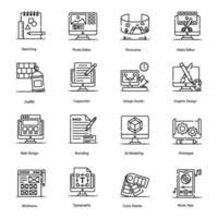 Design Resource and Elements vector