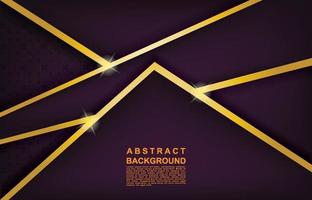 Modern abstract design geometric background. Dark red background with design geometric pattern vector