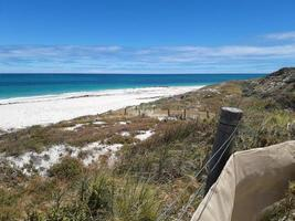 Quinns Rocks Beach in Mindarie, Western Australia photo