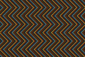 Geometric seamless embroidered pattern traditional design. vector