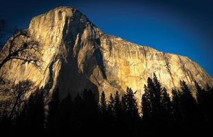 El Capitan in Yosemite National Park photo
