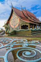 Wat Phu Prao temple in Ubon Ratchathani, Thailand photo