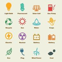 energy vector elements