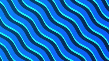 padrão de textura de linhas de onda fluidas abstratas video