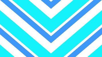 slide azul linhas de forma de seta