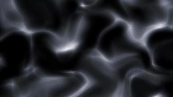 fundo abstrato líquido preto e cinza video