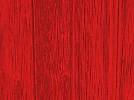 Close-up of red wood panel for background or texture photo