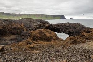 Icelandic fjord view photo
