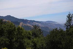 California mountains view photo