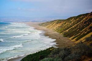 Central coast of California photo