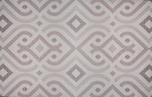 Oriental pattern background, geometric morocco design photo
