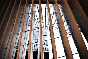 Indoor architecture in New York photo