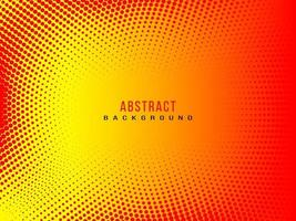 Dark abstract halftone dynamic stylish background vector