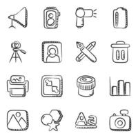 Graphic Tools and Design vector