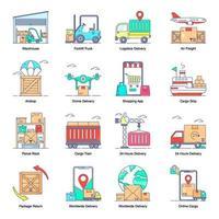 servicios de entrega modernos