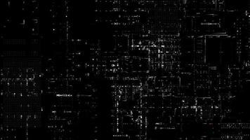 fundo de estrutura de padrão de linha em preto e branco abstrato video