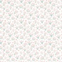 Cute Floral pattern in the small flower. Seamless vector texture. Elegant template for fashion prints. Printing with small pink flowers. spring flowers, summer flowers.