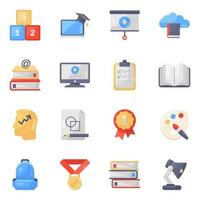 Learning and Tools vector