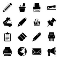 Education and Training Elements vector