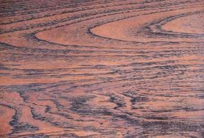 arboledas en madera foto
