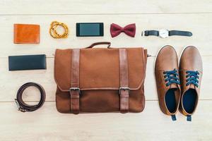 Beautiful fashion set for men photo