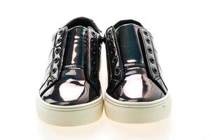 zapatos de moda y zapatillas foto