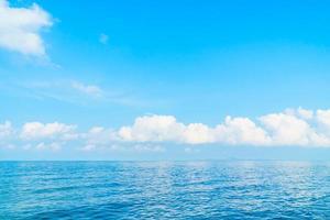 Ocean and sea photo