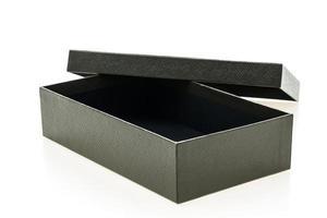 Black box mock up photo