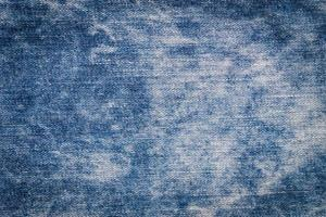 Old jeans textures photo