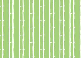 Vector texture background, seamless pattern. Hand drawn, green, white colors.
