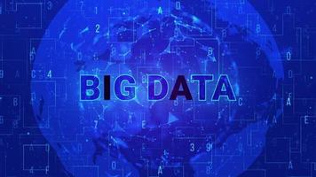 rede digital, a tecnologia de big data video