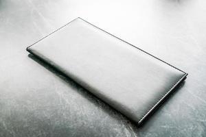 libro de maquetas negro