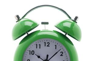Classic Alarm clock photo