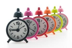 Classic Alarm clocks photo