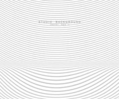 Fondo de la sala de estudio de fondo de rayas onduladas. vector eps 10