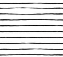 patrón abstracto dibujado a mano con líneas dibujadas a mano, trazos. conjunto de pinceles de grunge de vector. rayas onduladas, ilustración vectorial eps 10