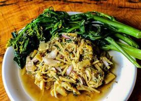 Thai food photo