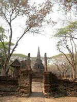 Tailandia 2013- parque histórico si satchanalai foto