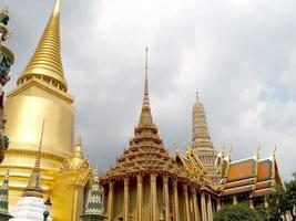Bangkok, Tailandia 2006- Wat Phra Kaew foto