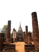 tailandia 2013- parque histórico de sukhothai foto