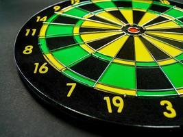 Darts board games photo