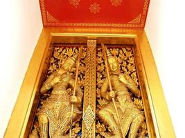Bangkok, Thailand 2006- Wat Phra Kaew photo
