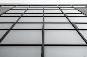 Modern gray building photo
