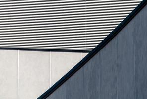 fondo arquitectónico abstracto foto