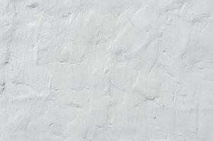 White painted background photo