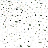 Terrazzo vector seamless pattern. Terrazzo background.