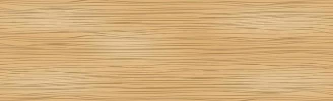 Realistic light wood pattern texture, background vector